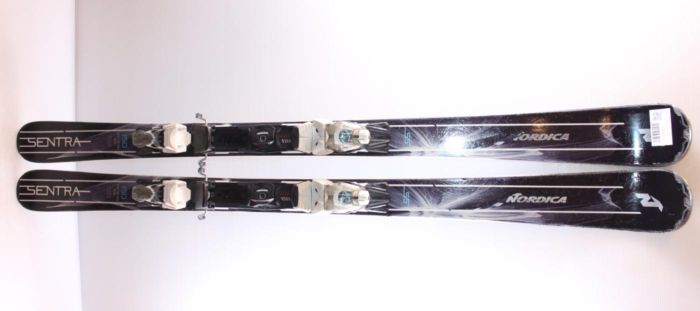 Dámské lyže NORDICA SENTRA S5 150cm rok 2017