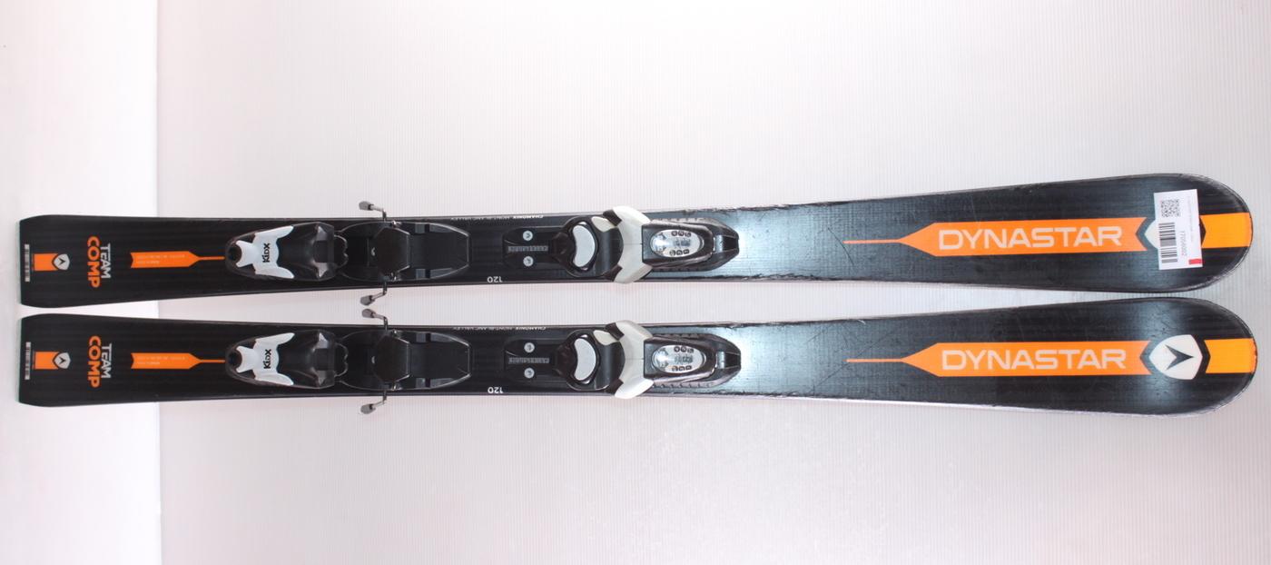 Dětské lyže DYNASTAR TEAM COMP 120cm