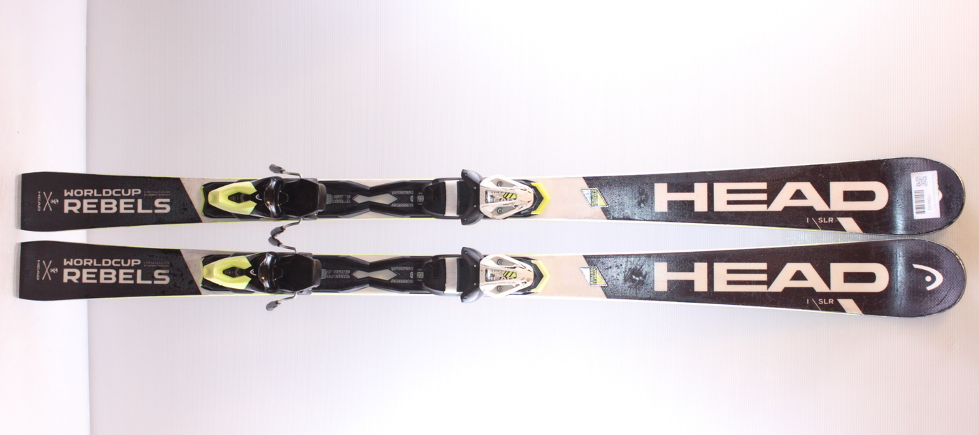 Lyže HEAD WORLDCUP REBELS I.SLR 155cm