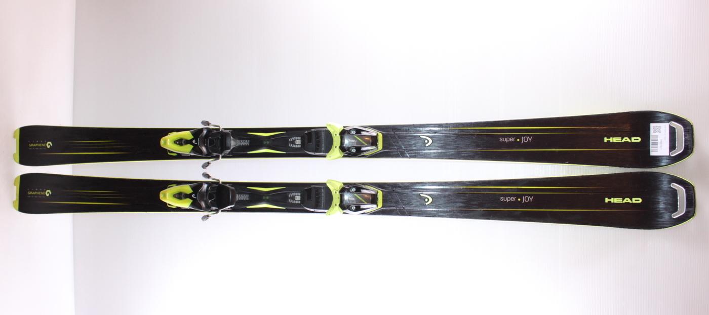 Dámské lyže HEAD SUPER JOY 163cm rok 2018