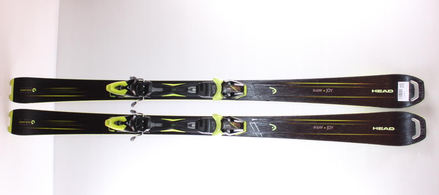 Dámské lyže HEAD SUPER JOY 158cm rok 2018