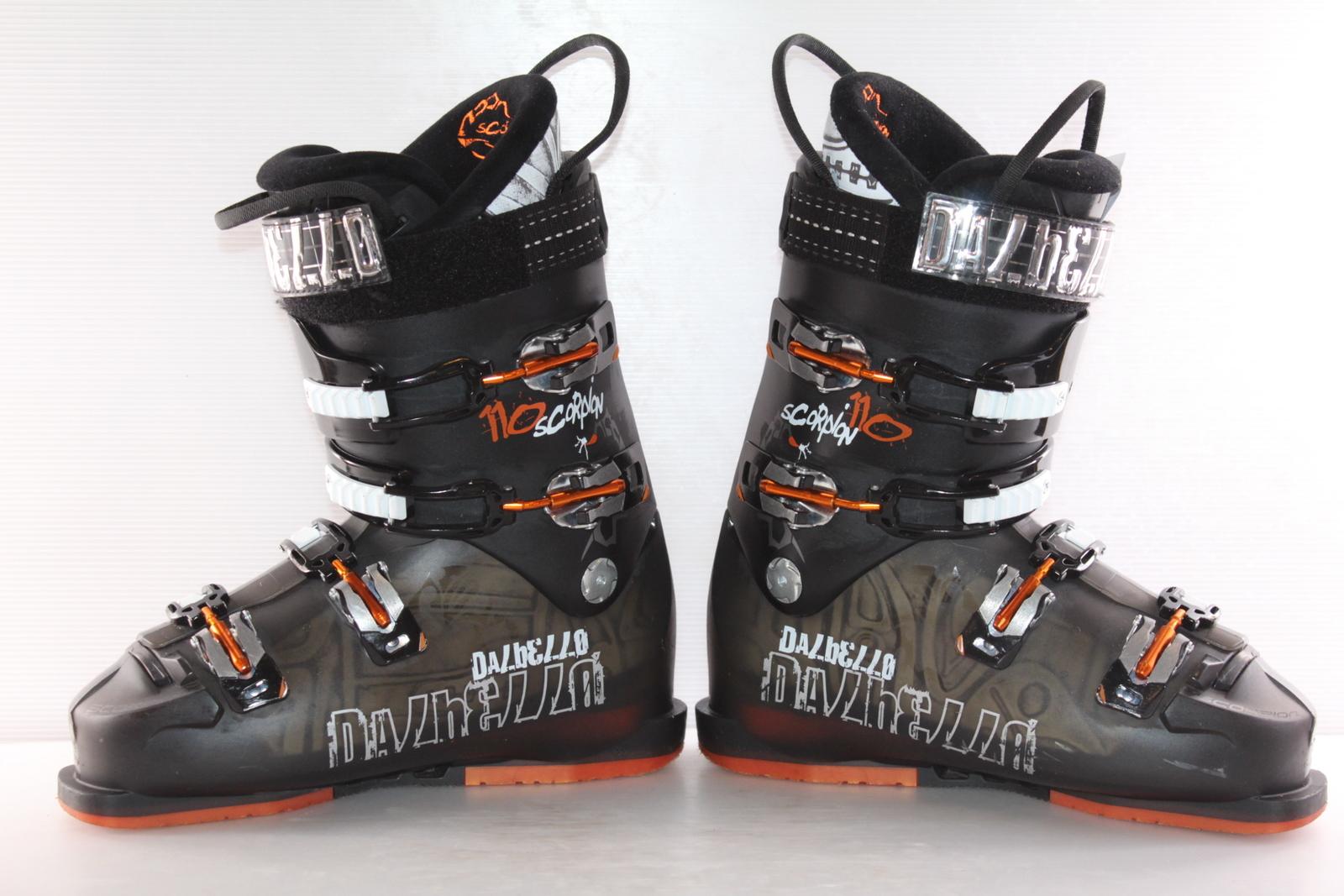 Lyžařské boty Dalbello Scorpion 110 vel. EU43.5