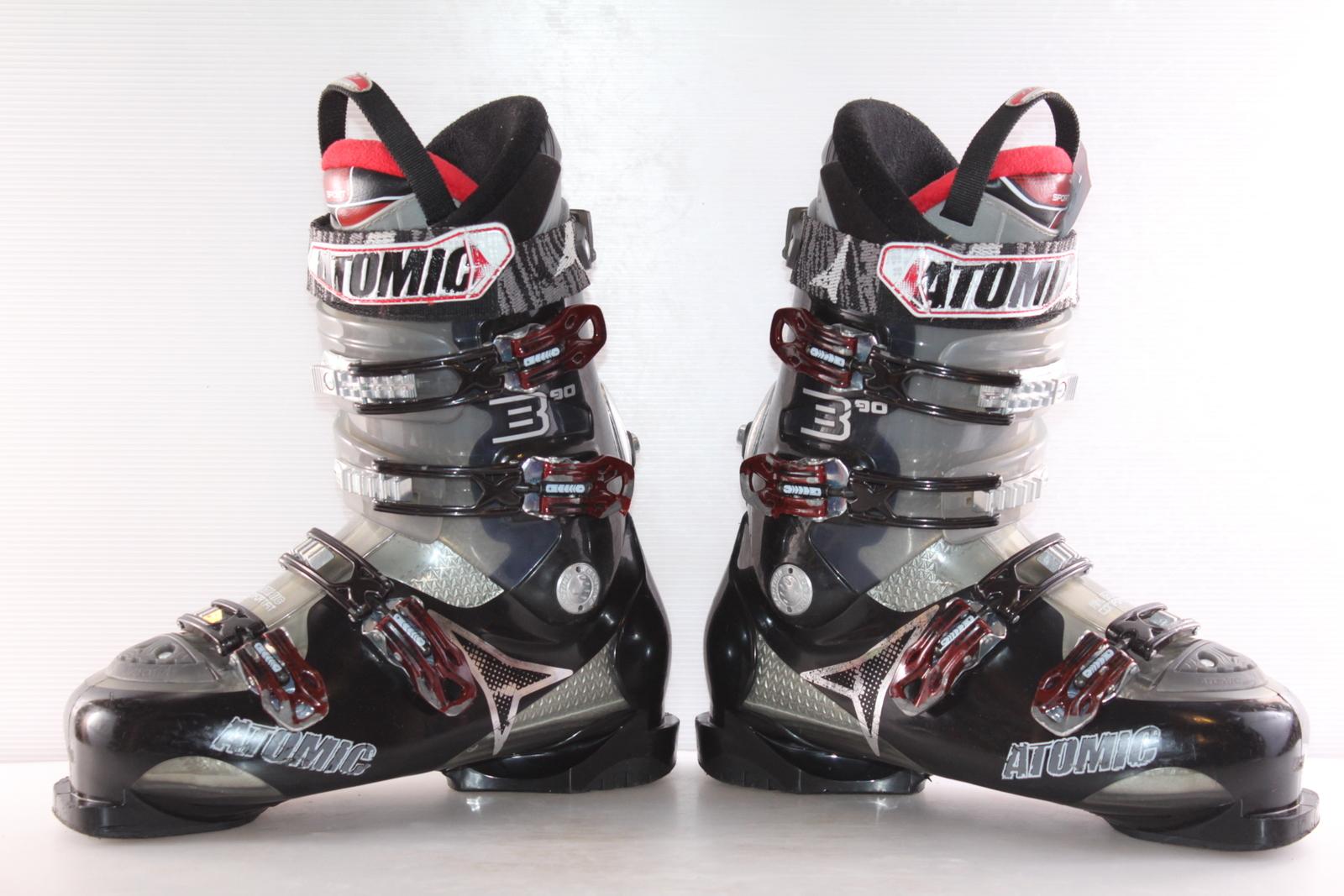 Lyžařské boty Atomic B 90 vel. EU43