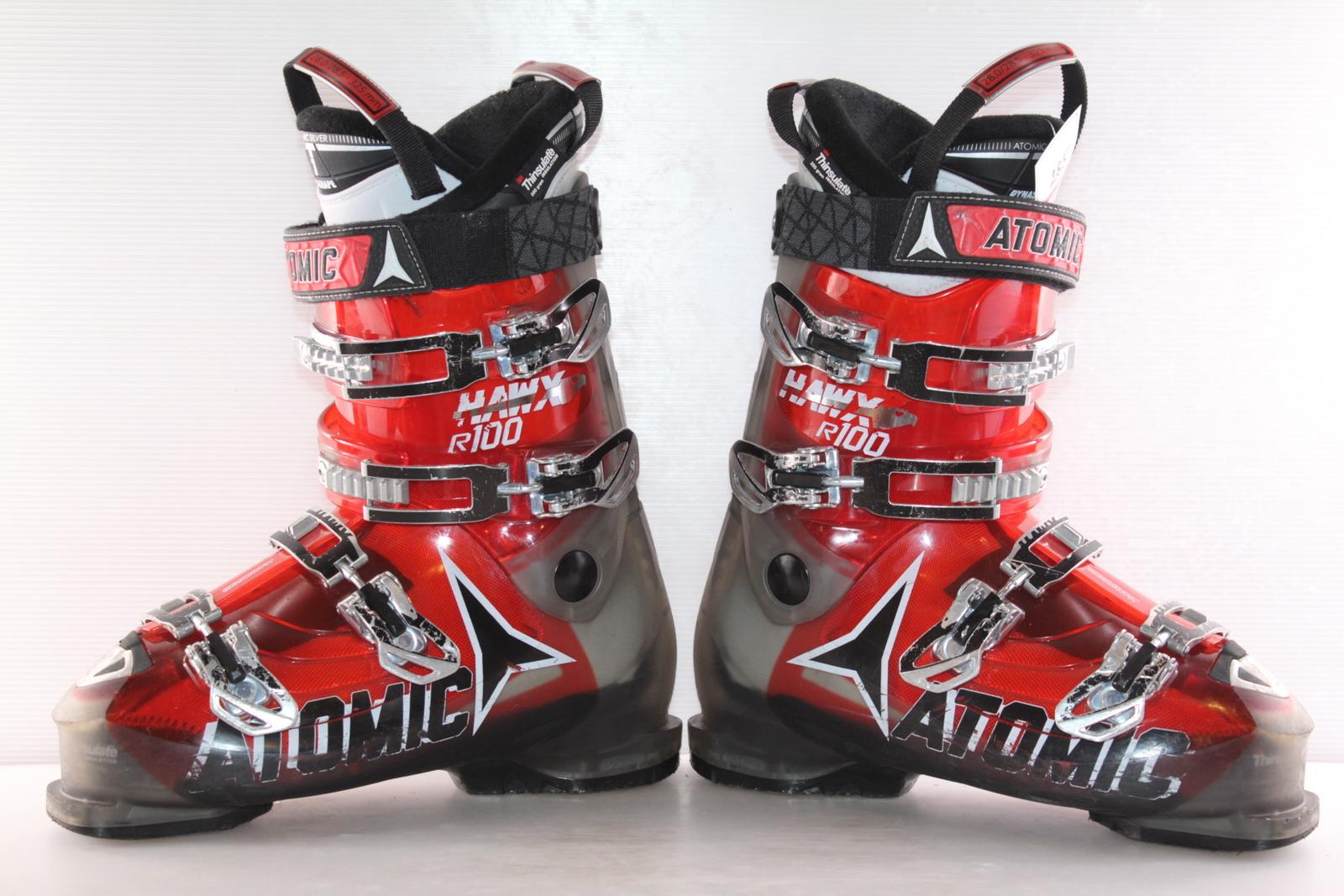 Lyžařské boty Atomic Hawx R 100 vel. EU43.5