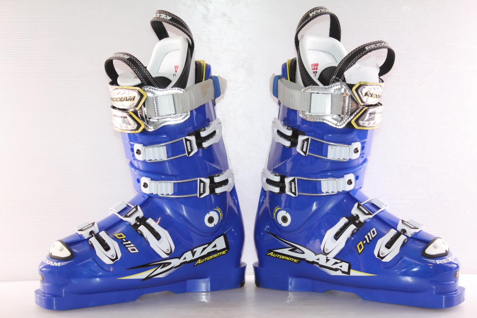 Lyžařské boty Rexxam Data Automatic D-110 vel. EU42