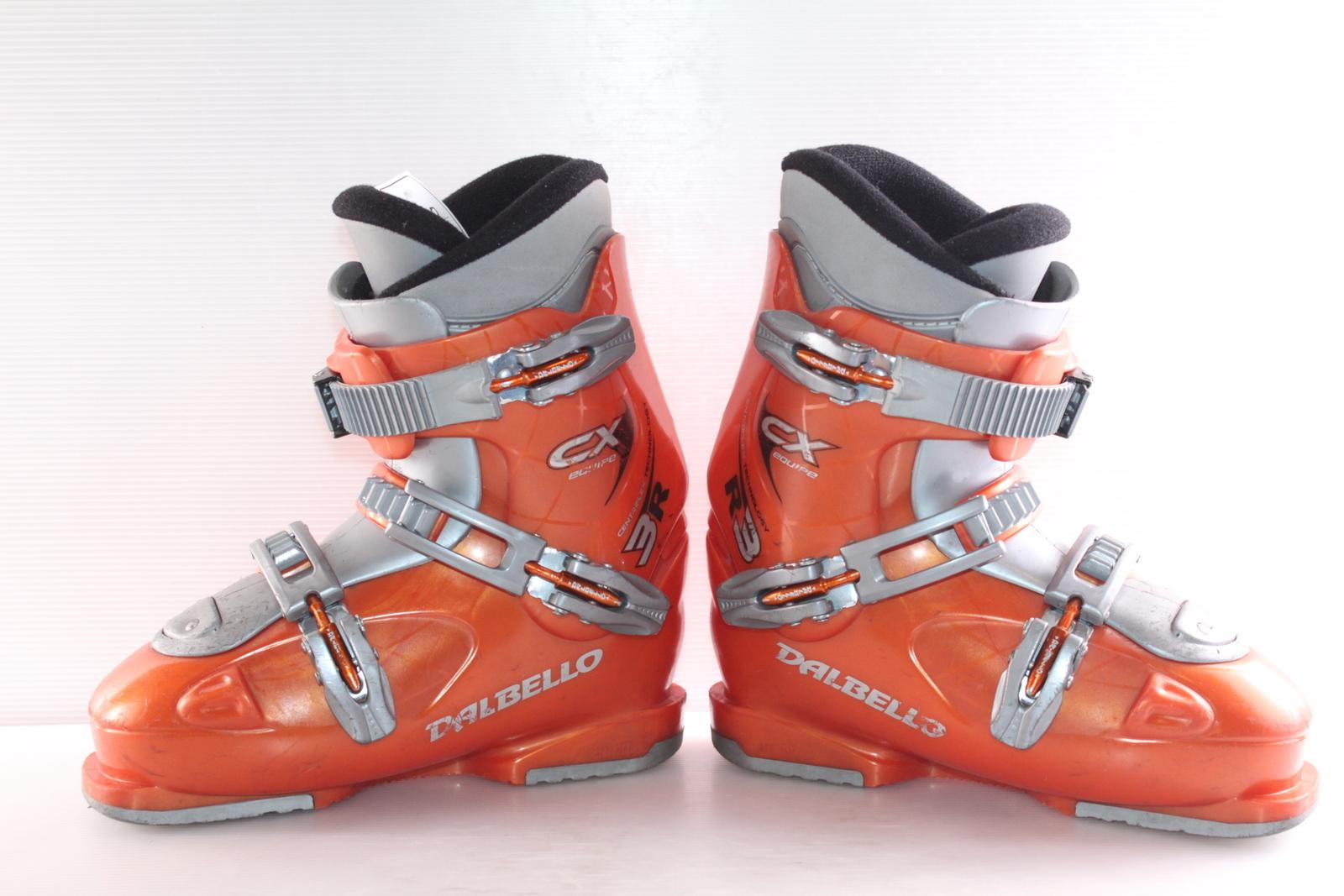 Dětské lyžáky Dalbello CX Equipe vel. EU38