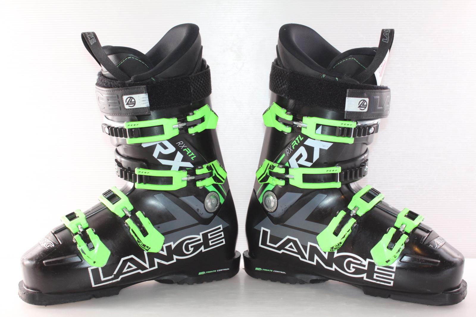 Lyžařské boty Lange RX RTL vel. EU40.5 flexe 85