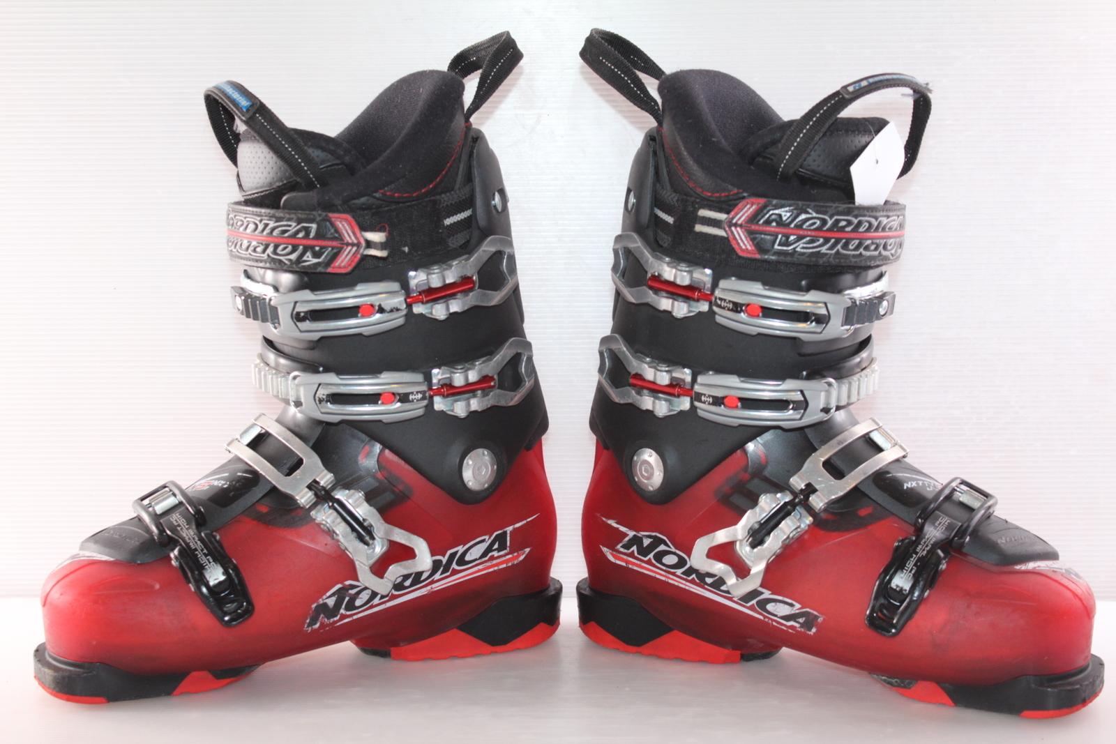 Lyžařské boty Nordica NXT N3R vel. EU40