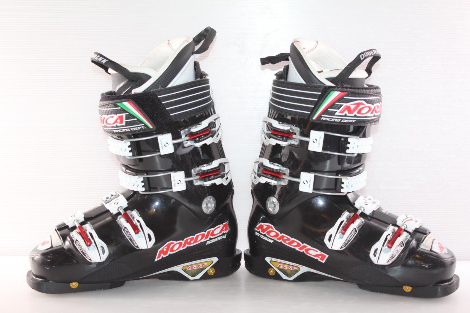 Lyžařské boty Nordica Dobermann PRO  130 vel. EU39