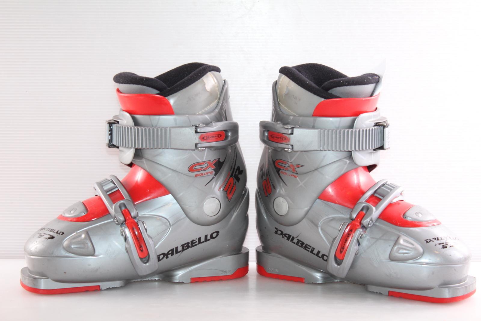 Dětské lyžáky Dalbello CX Equipe R2 vel. EU34