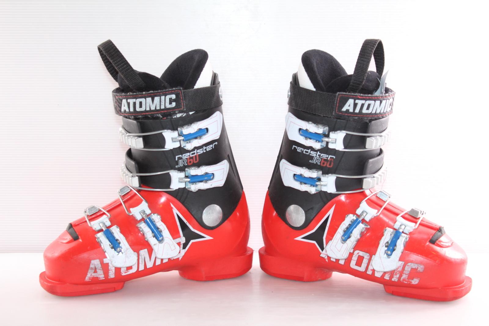 Dětské lyžáky Atomic Redster JR 60 vel. EU33