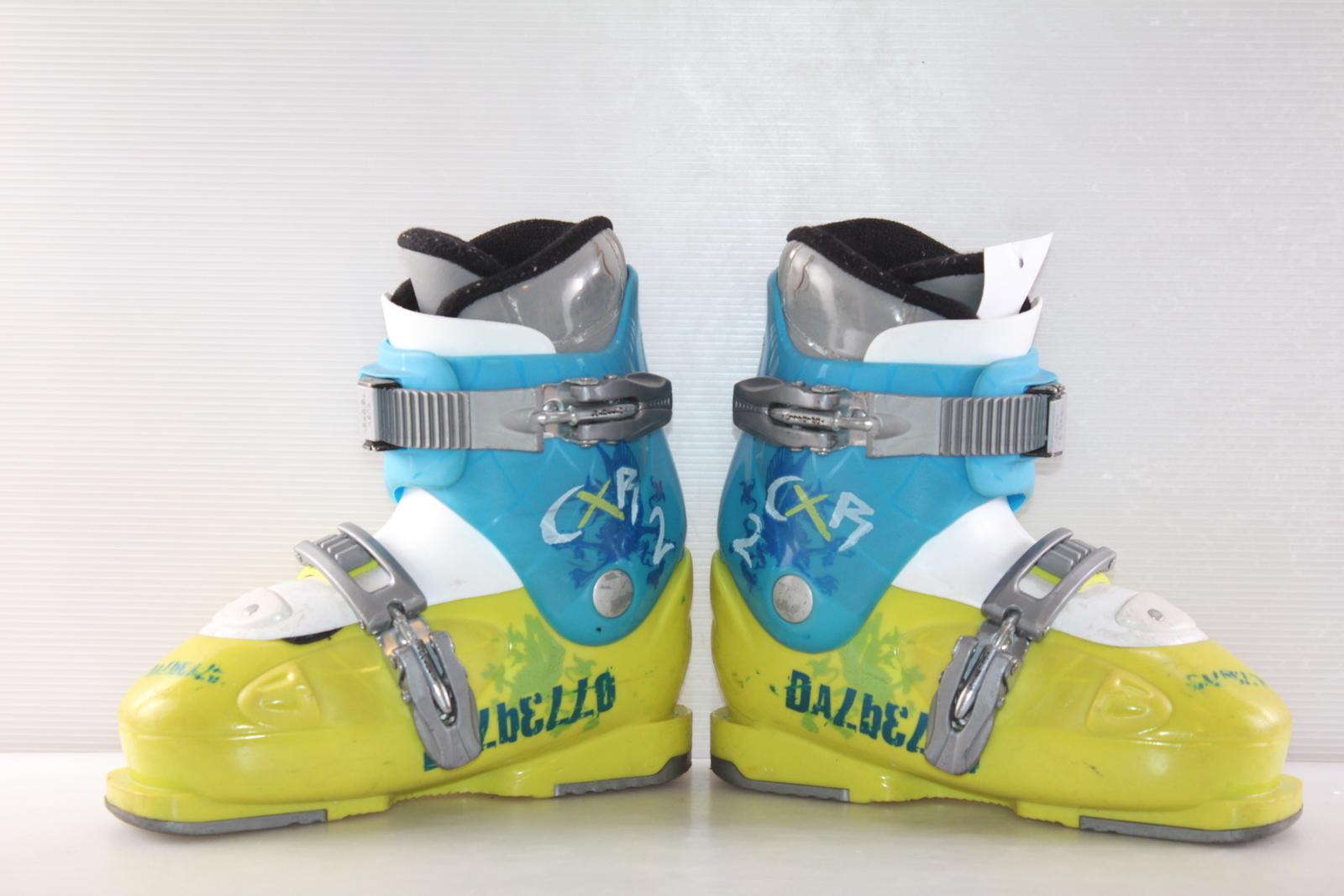 Dětské lyžáky Dalbello CXR 2 vel. EU33