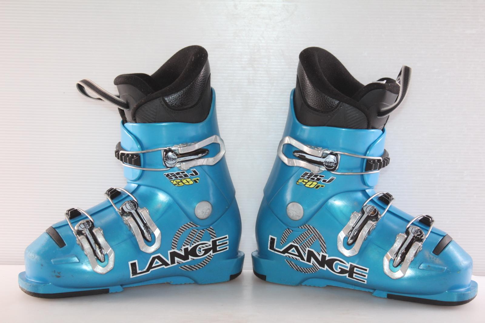 Dětské lyžáky Lange RSj 50R vel. EU31