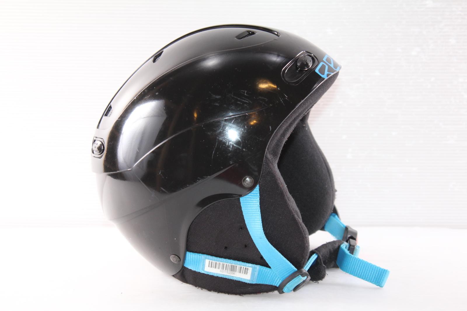 Lyžařská helma R.E.D.  - posuvná vel. 54 - 56