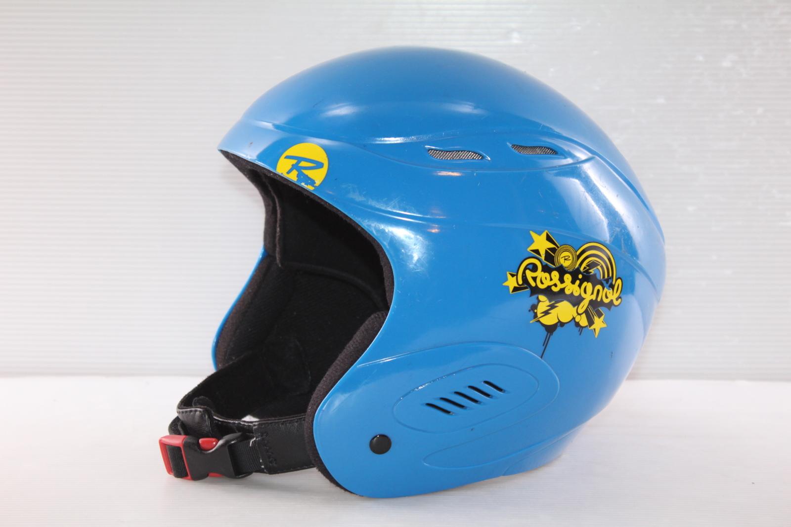 Dětská lyžařská helma Rossignol Comp J vel. 48