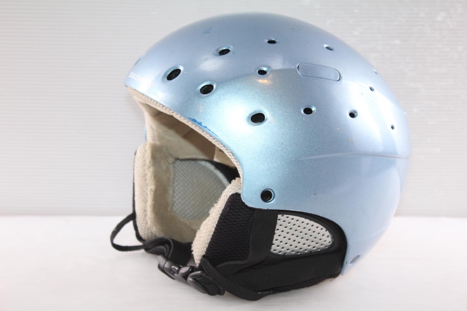 Dámská lyžařská helma Salomon Charm vel. 54