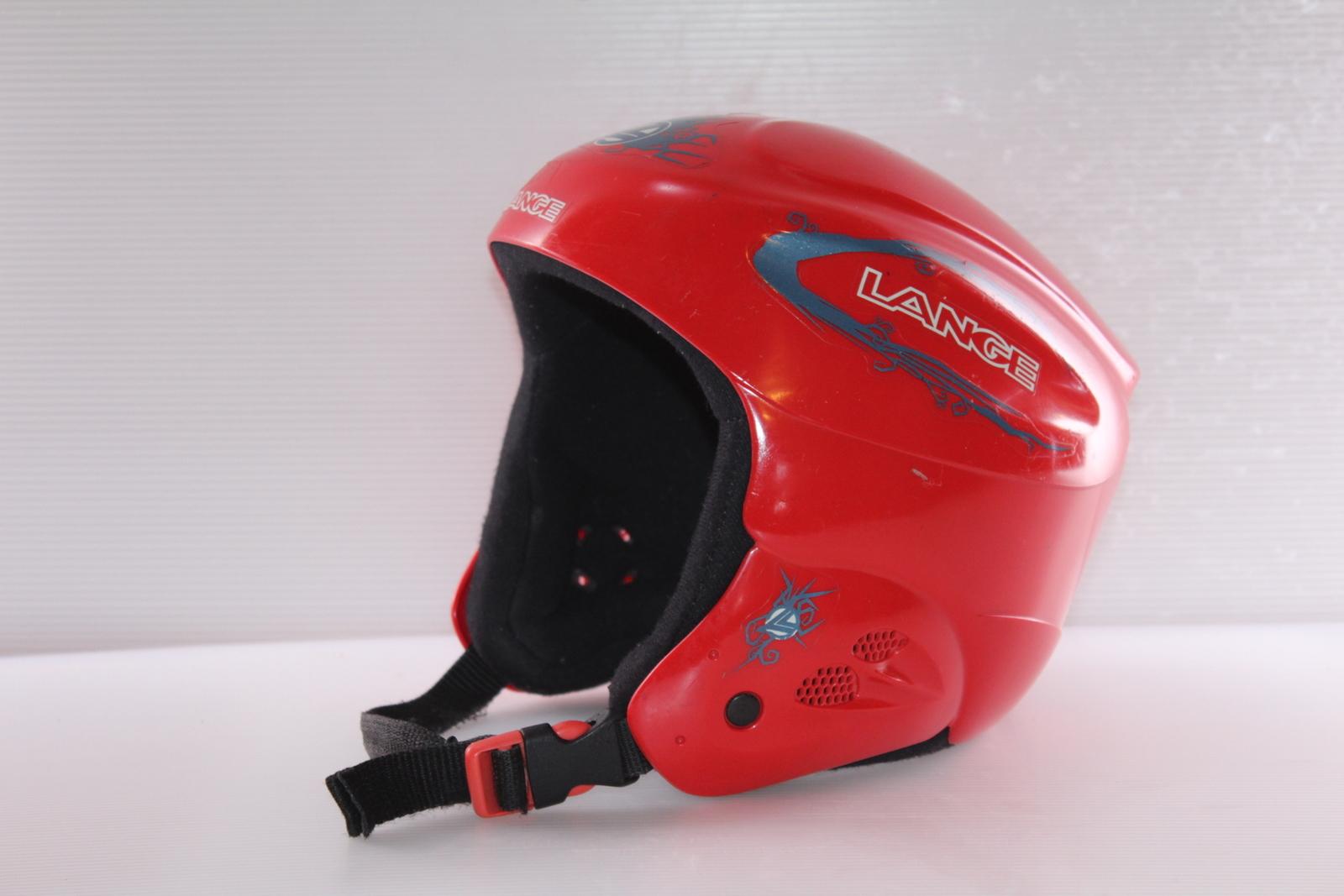 Dětská lyžařská helma Lange  vel. 52