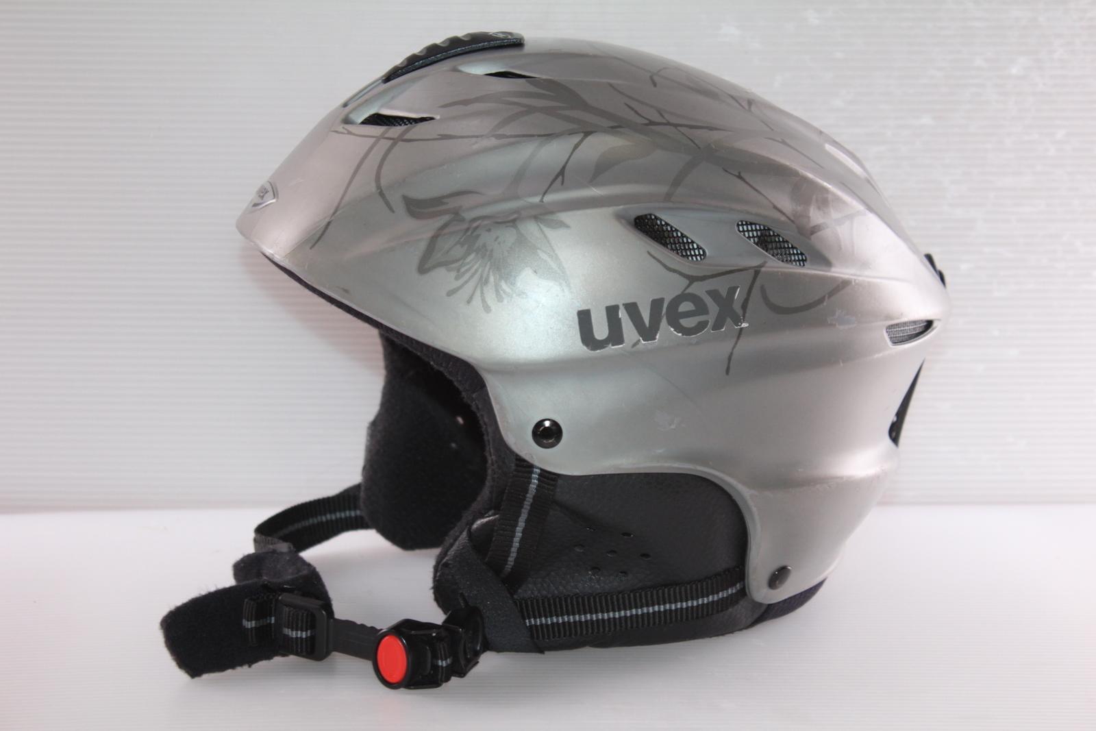 Dámská lyžařská helma Uvex  - posuvná vel. 58 - 61