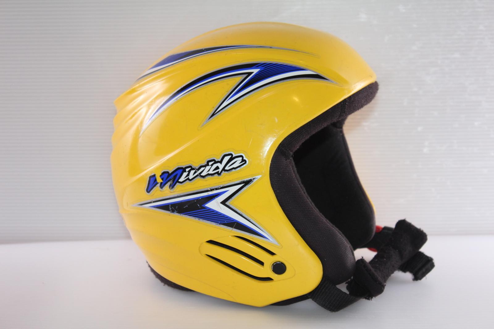 Dětská lyžařská helma Mivida  vel. 50