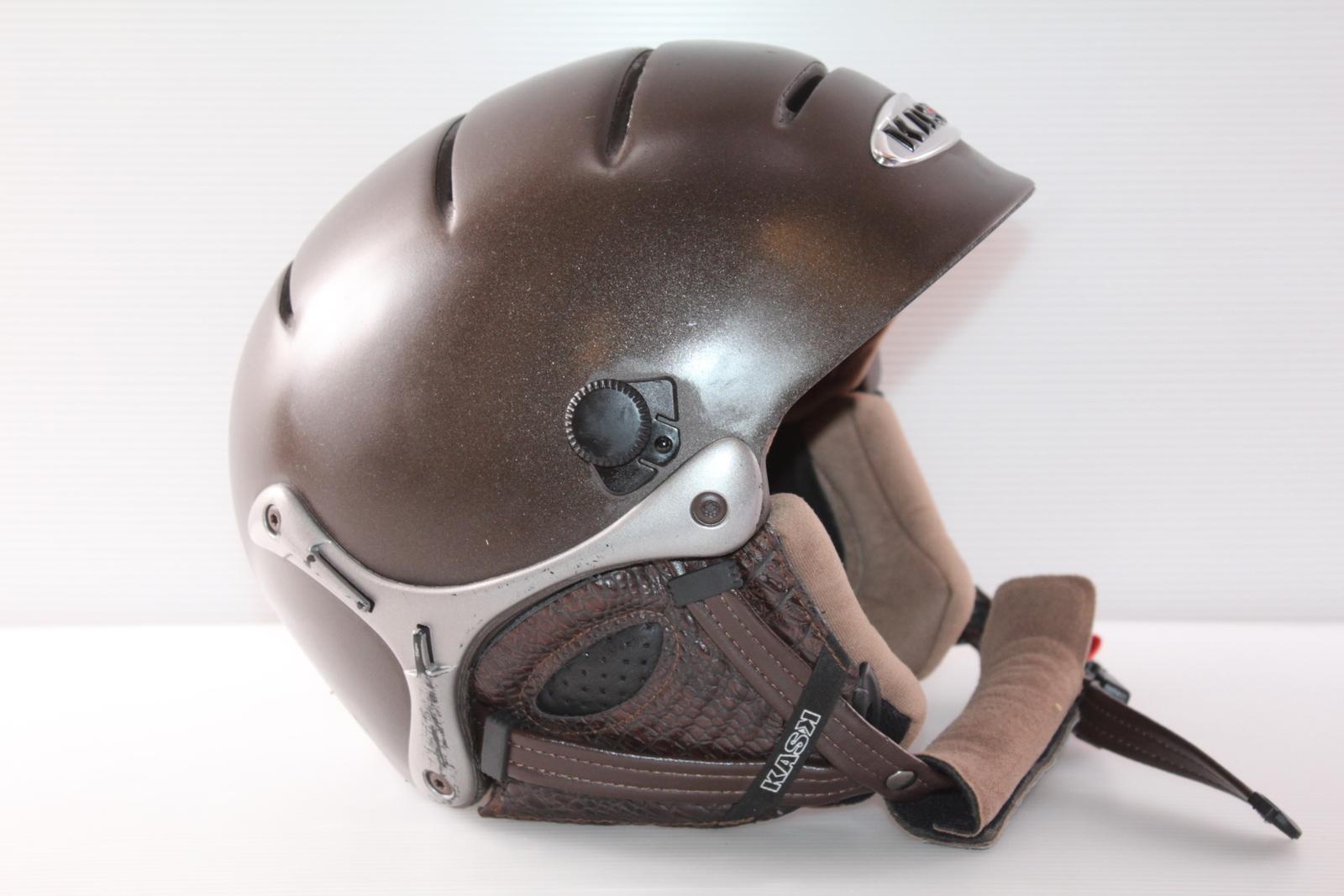 Dětská lyžařská helma Kask  vel. 58