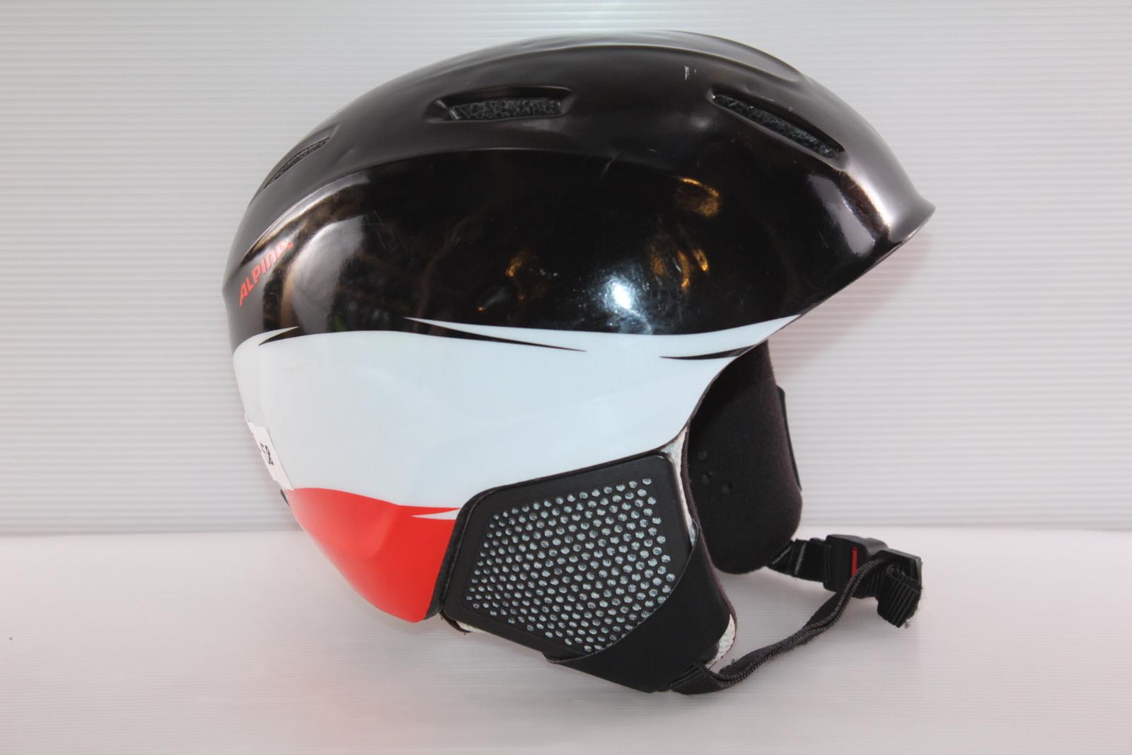 Dámská lyžařská helma Alpina  - posuvná vel. 54 - 58