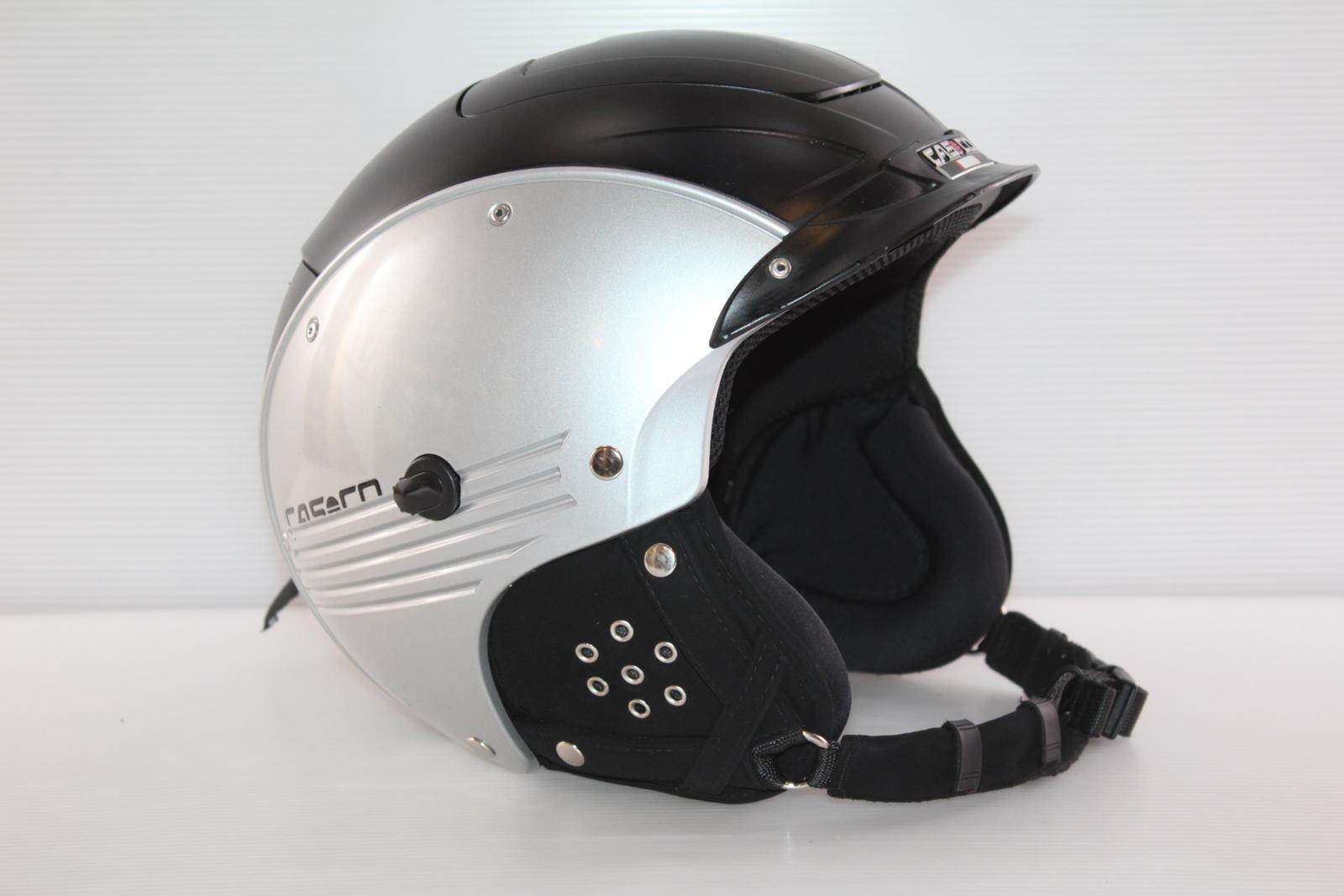 Lyžařská helma Casco SP 6.3 - posuvná vel. 54 - 58