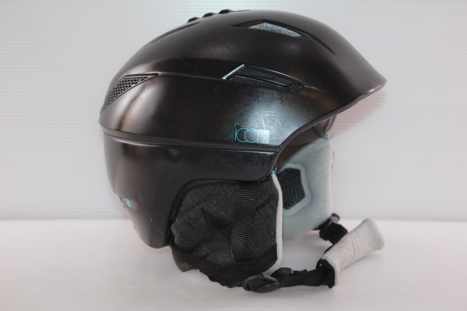 Dámská lyžařská helma Salomon Icon - posuvná vel. 53 - 56