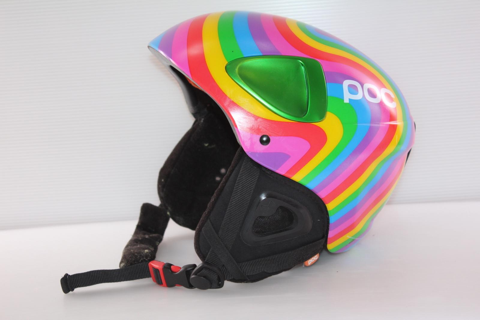 Dámská lyžařská helma POC Synapsis 2.0 - posuvná vel. 57 - 58