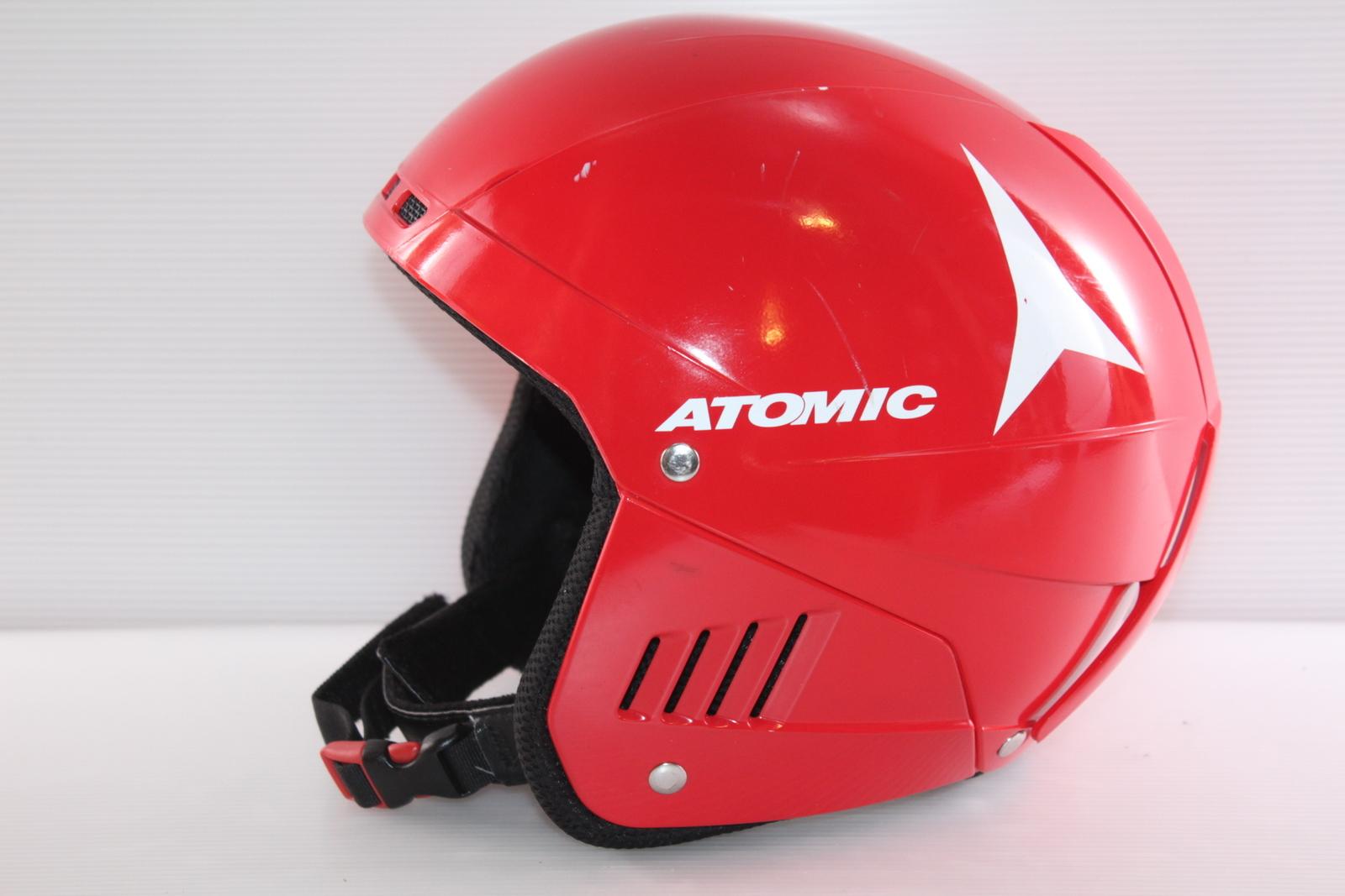 Dětská lyžařská helma Atomic RS vel. 54