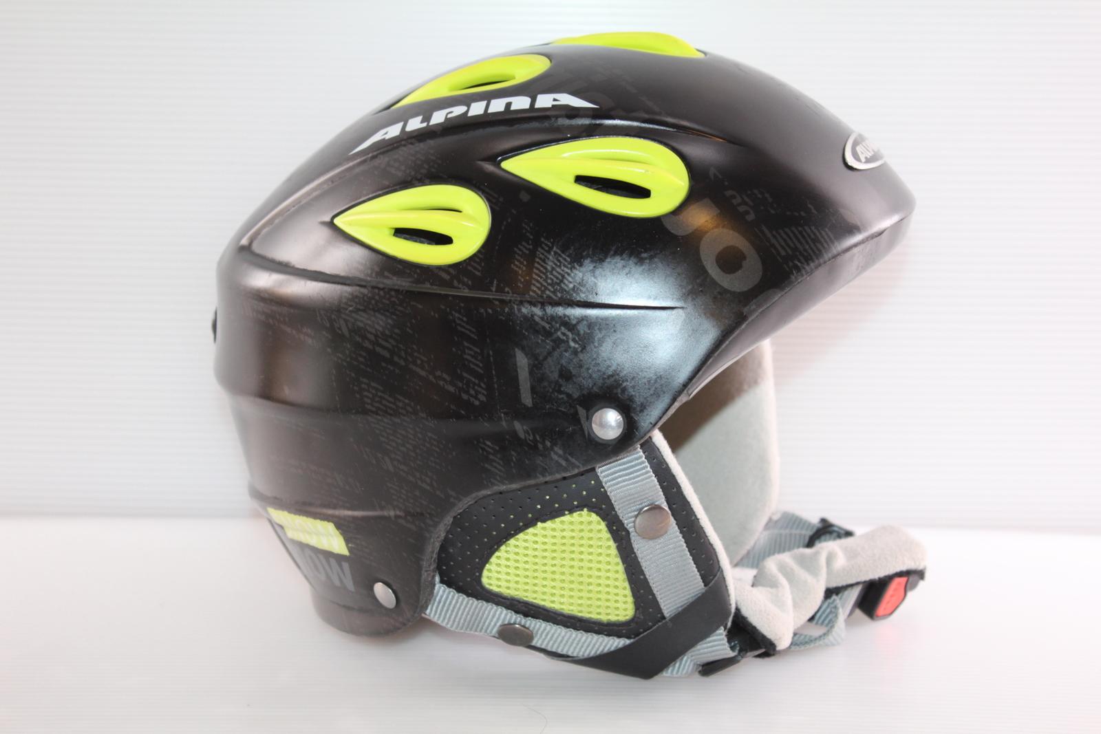 Dámská lyžařská helma Alpina Grap - posuvná vel. 54 - 57