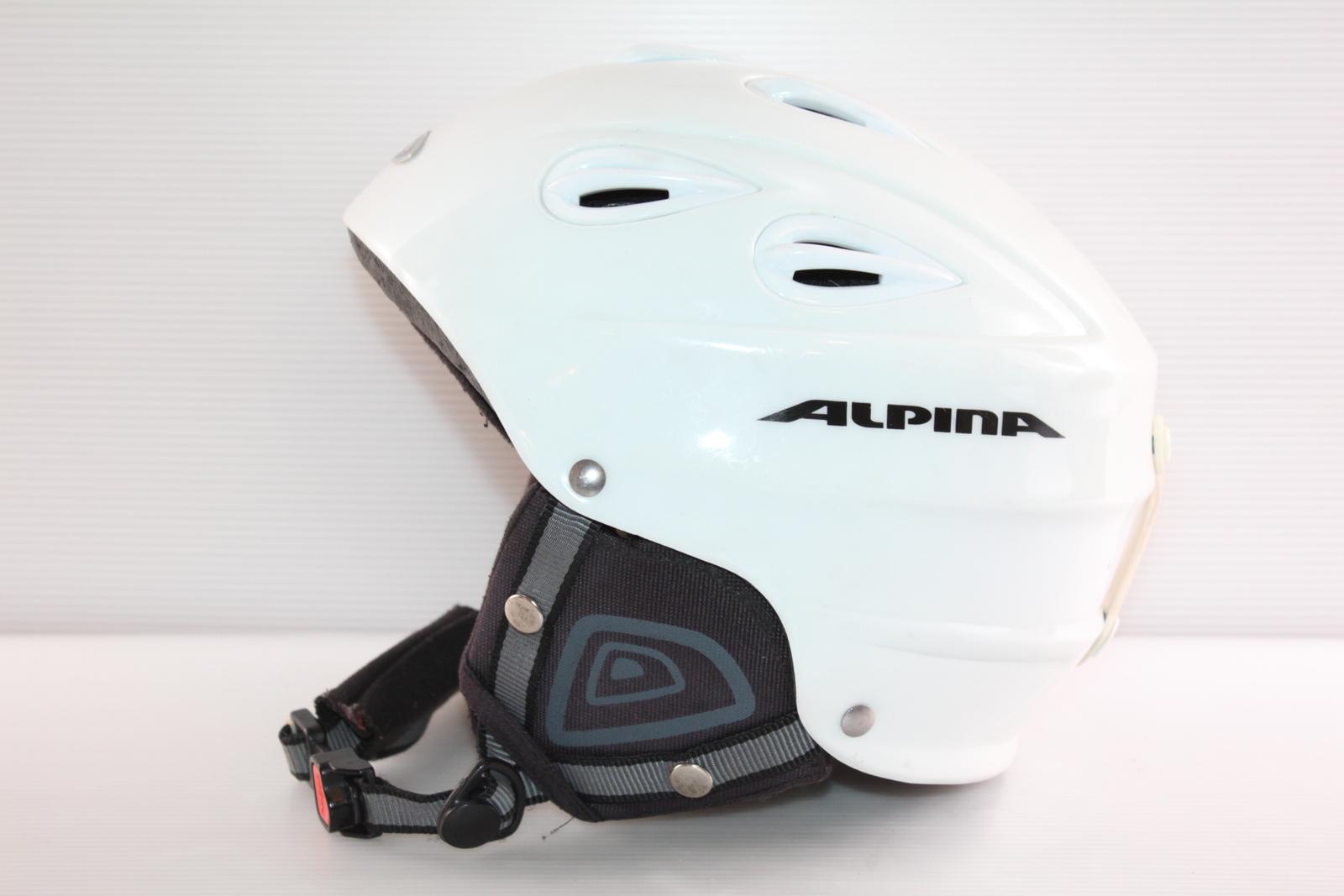 Dámská lyžařská helma Alpina Junta Eco - posuvná vel. 54 - 57