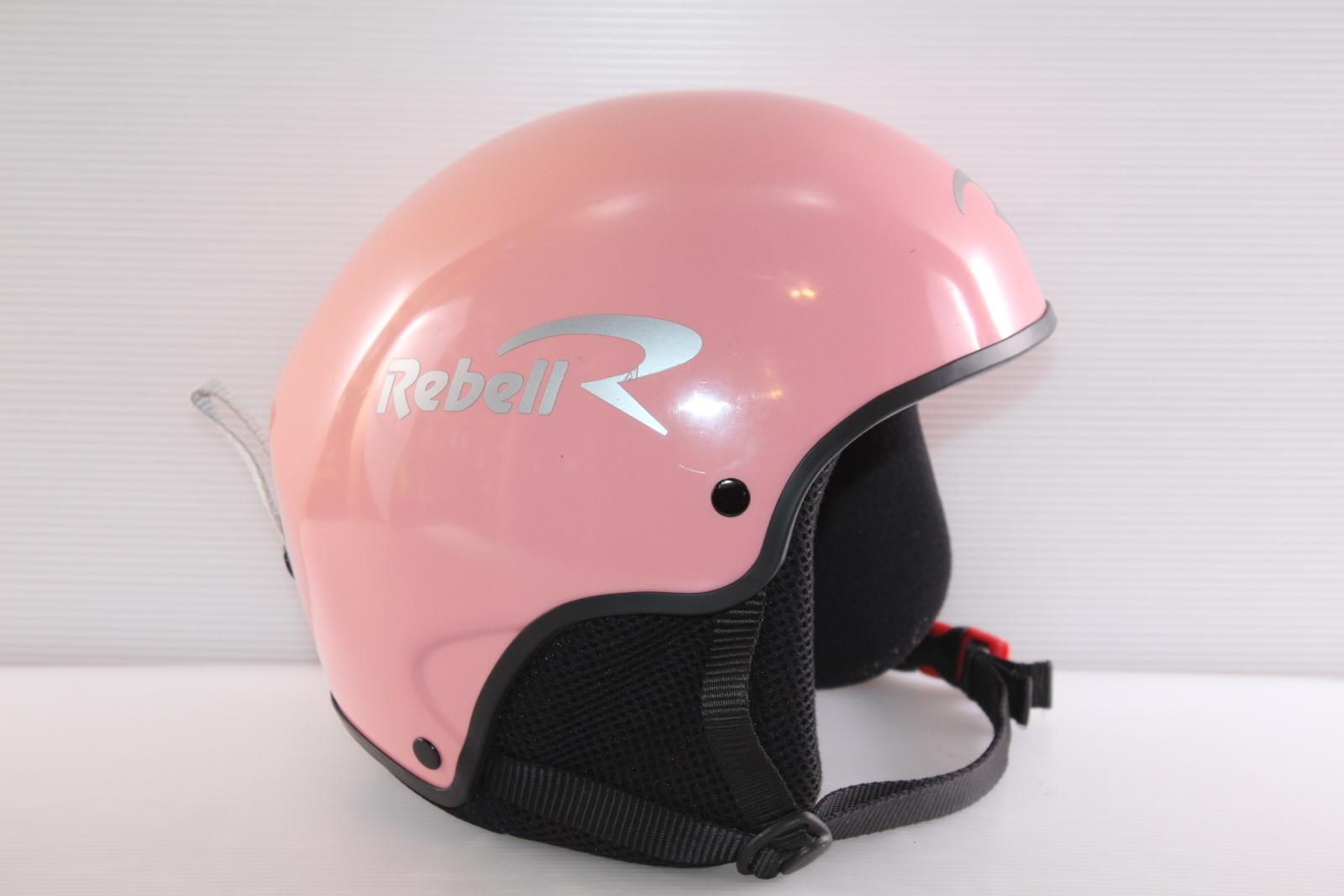 Dívčí lyžařská helma Rebel  vel. 58