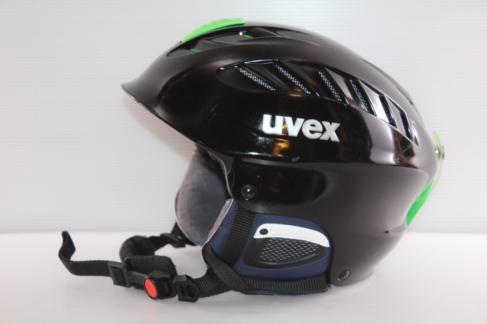 Lyžařská helma Uvex  - posuvná vel. 58 - 60