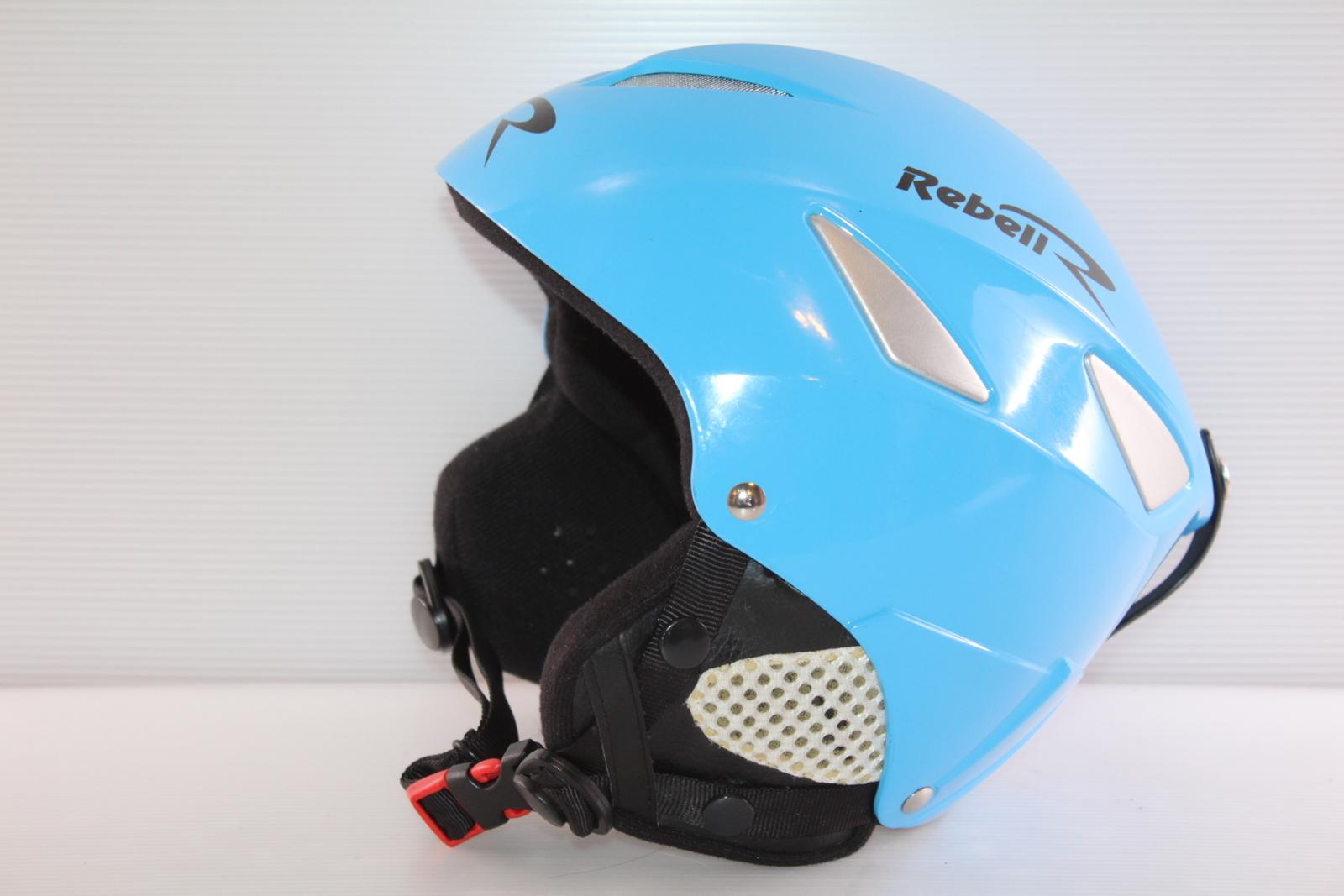 Dětská lyžařská helma Rebel Taglia vel. 56