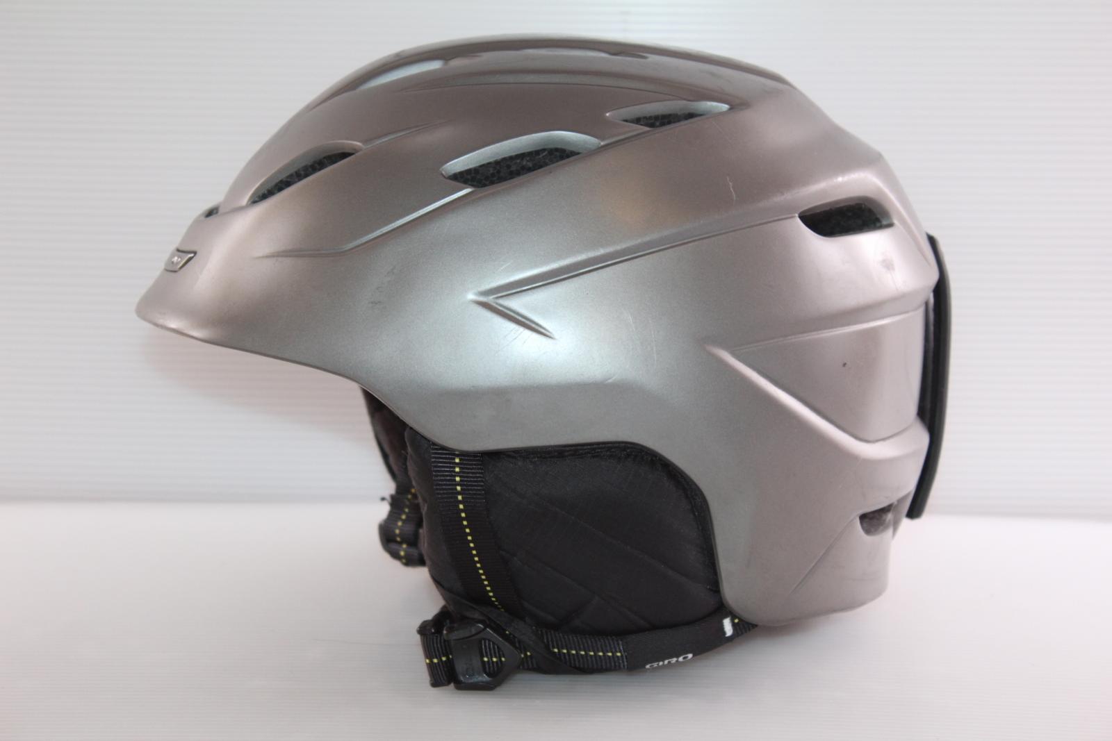 Dámská lyžařská helma Giro X-Static - posuvná vel. 52 - 55.5