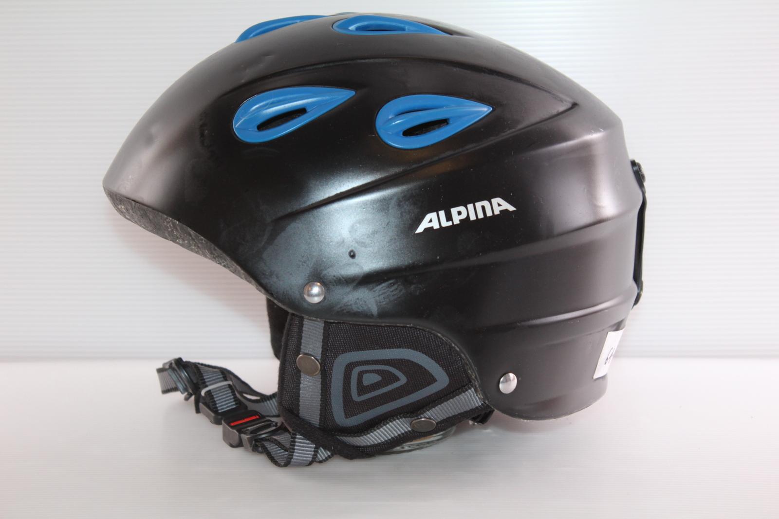 Lyžařská helma Alpina Junta - posuvná vel. 61 - 64