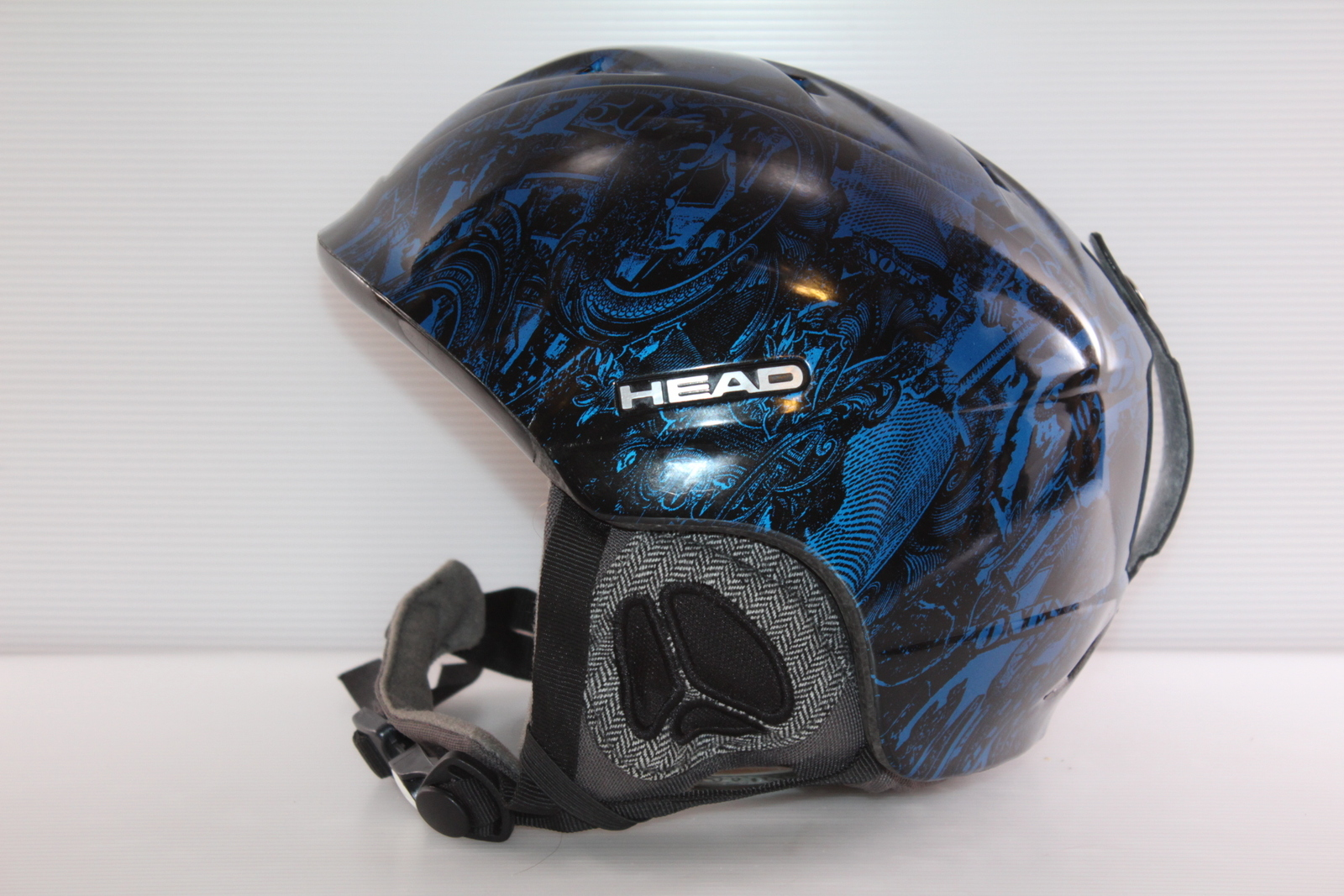 Lyžařská helma Head Rebel vel. 60
