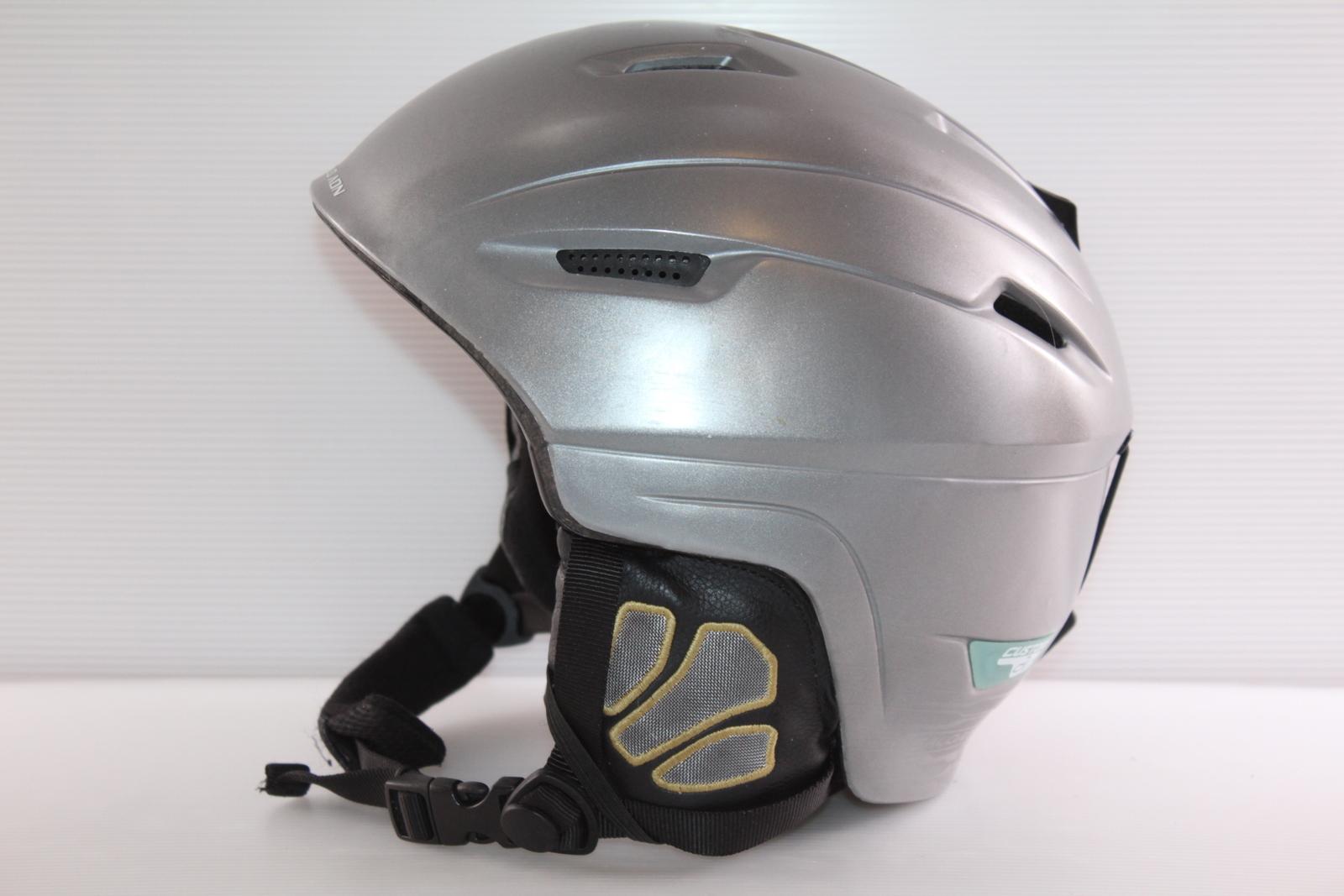 Lyžařská helma Salomon Ranger Custom Air vel. 60