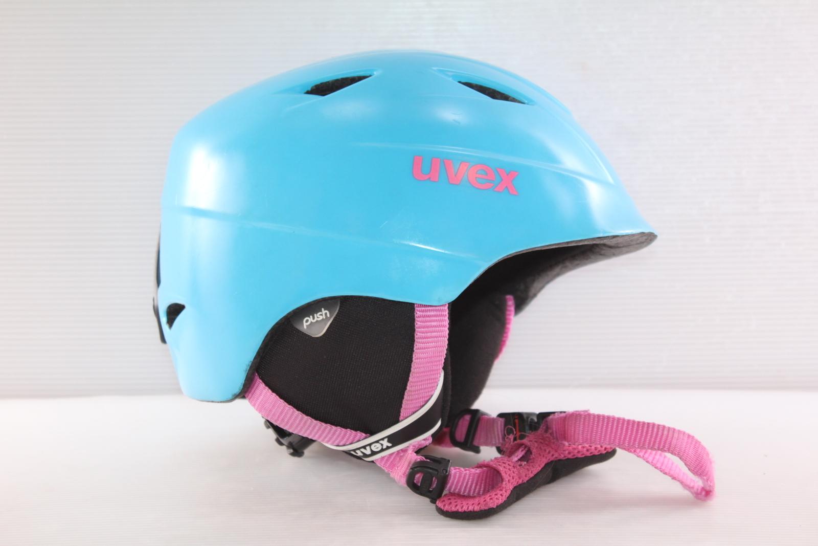 Dětská lyžařská helma Uvex Uvex - posuvná vel. 52 - 54