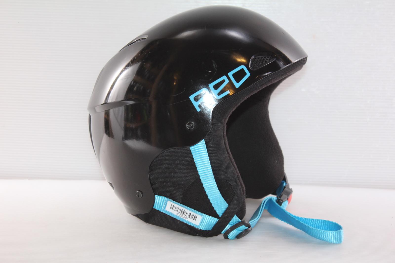 Dámská lyžařská helma Red Progression - posuvná vel. 53 - 57.5