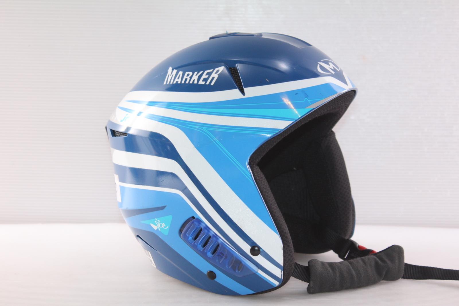 Dětská lyžařská helma Marker Cheetah JR vel. 54
