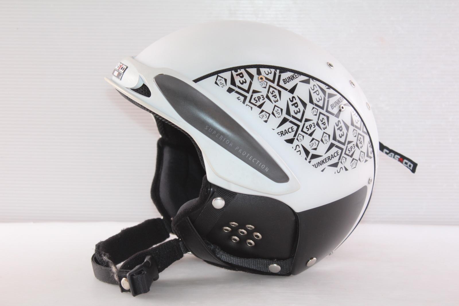 Dámská lyžařská helma Casco SP-3 - posuvná vel. 52 - 57