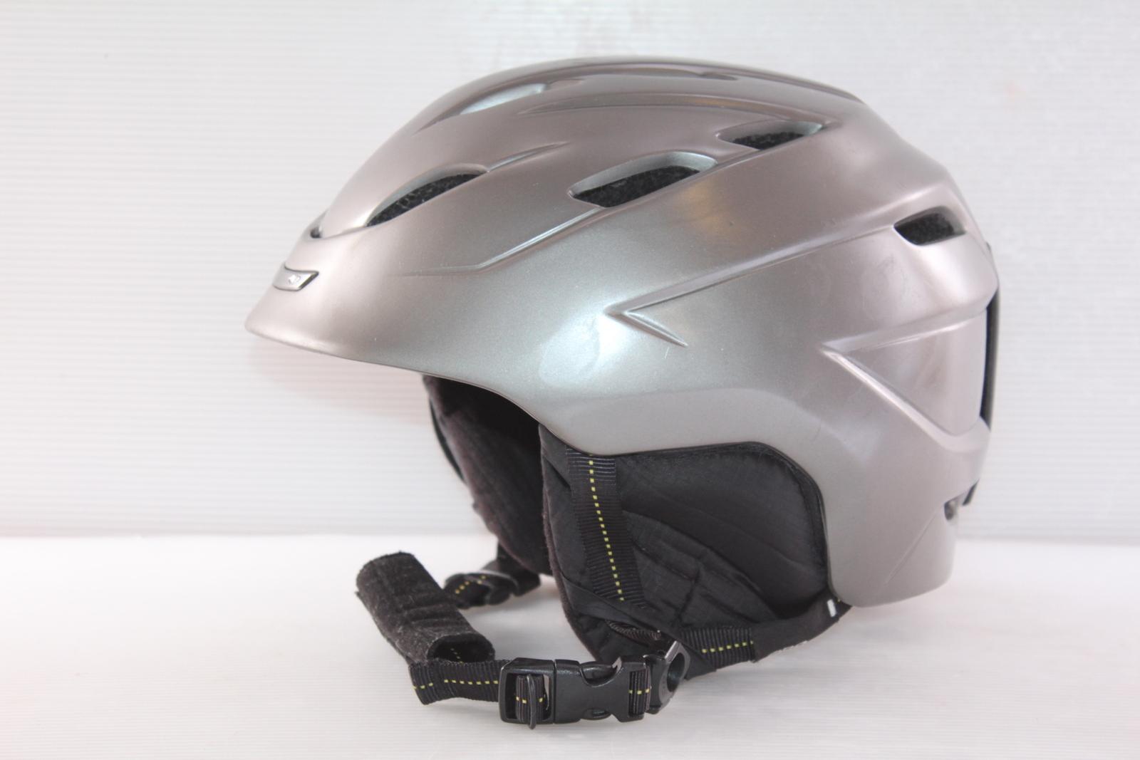 Dámská lyžařská helma Giro X-Static - posuvná vel. 52 - 55,5