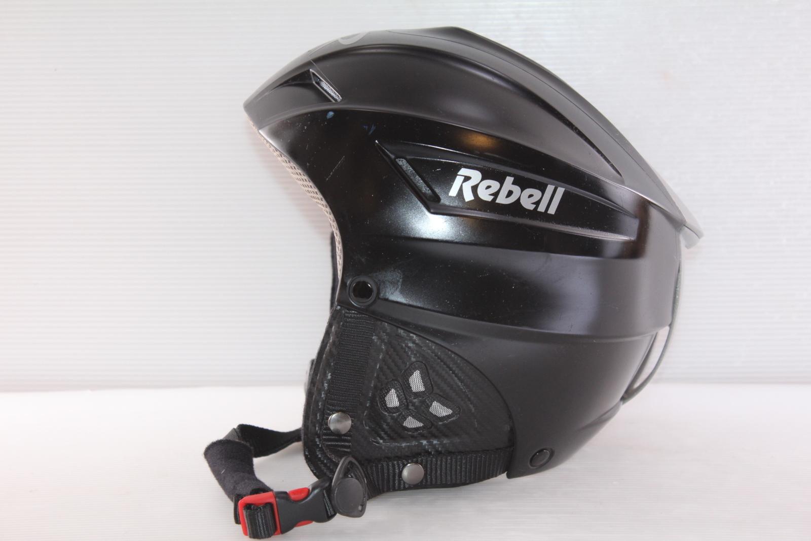 Dámská lyžařská helma Rebel Rebell vel. 54