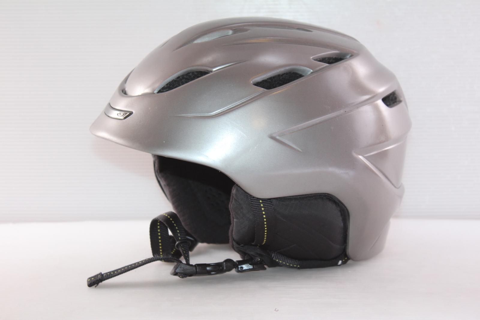 Lyžařská helma Giro X-Static - posuvná vel. 52 - 55,5