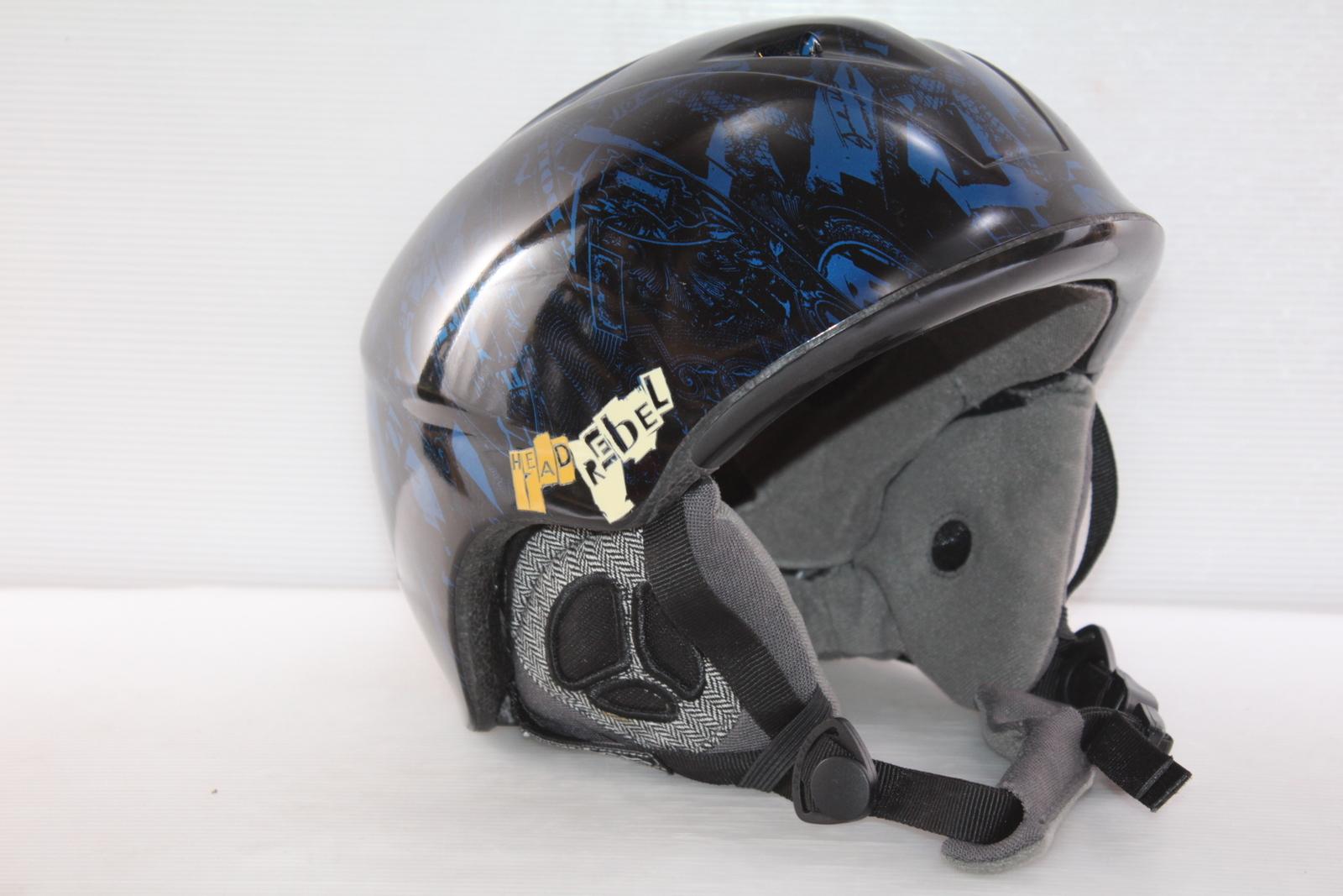 Lyžařská helma Head Rebel vel. 62