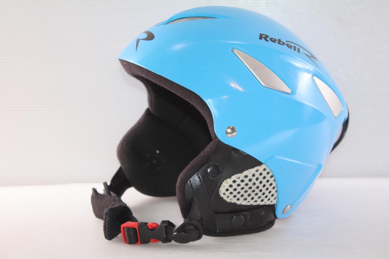 Dětská lyžařská helma Rebel Rebell vel. 56