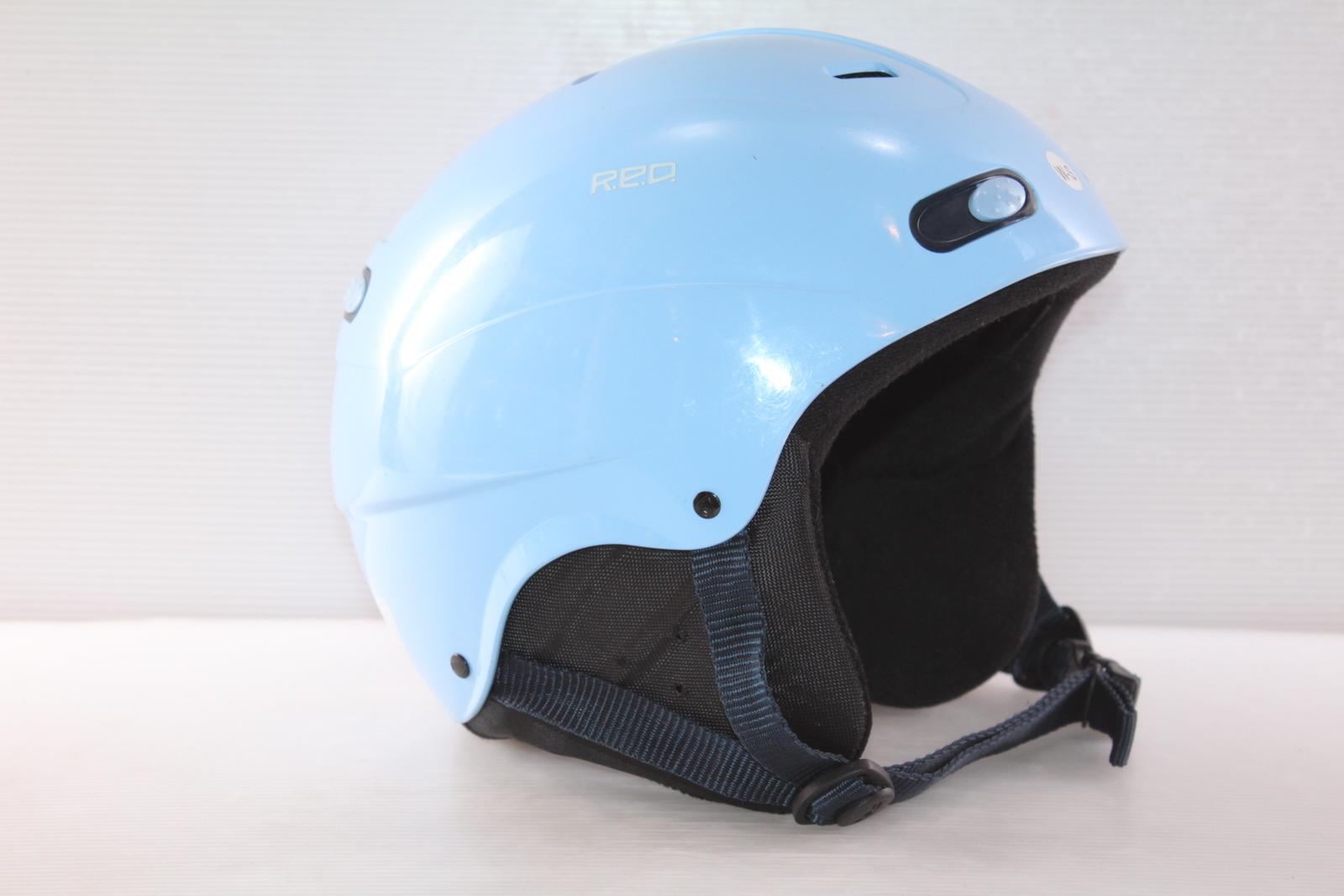 Dámská lyžařská helma R.E.D. Skycap vel. 54