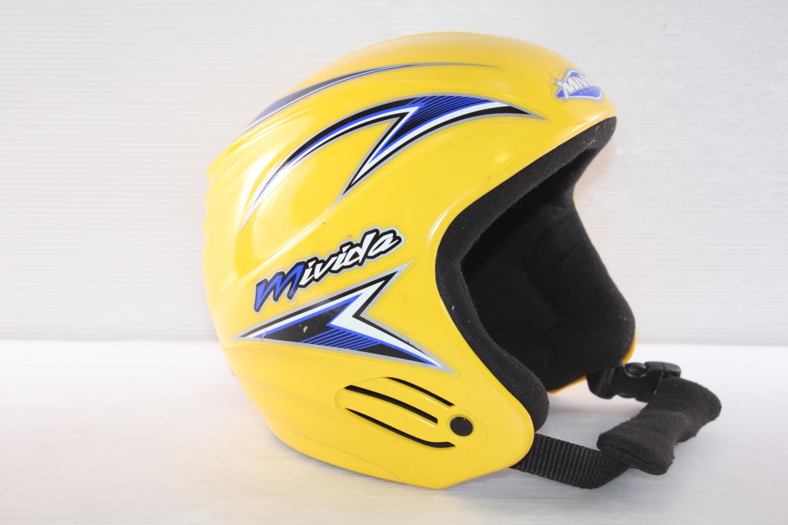 Dětská lyžařská helma Mivida Mivida - posuvná vel. 52 - 56