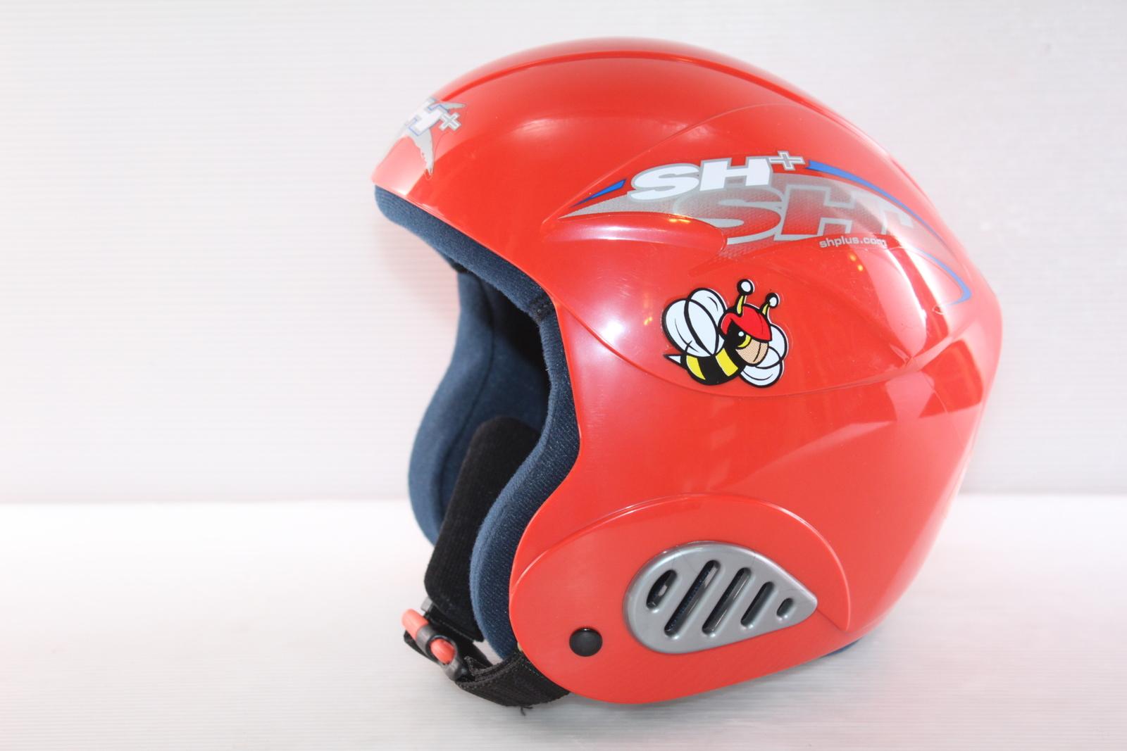 Dětská lyžařská helma SH+  vel. 52